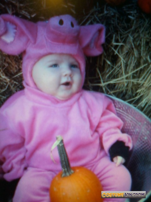 little pig ate all the roast beef