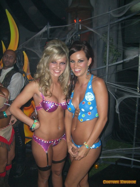 Body Paint Lingerie Playmates