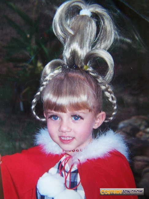 cindy lou who : Costume Kingdom Gallery