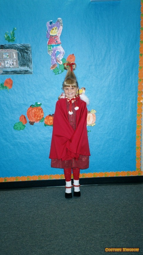 Cindy Lou Who? : Costume Kingdom Gallery