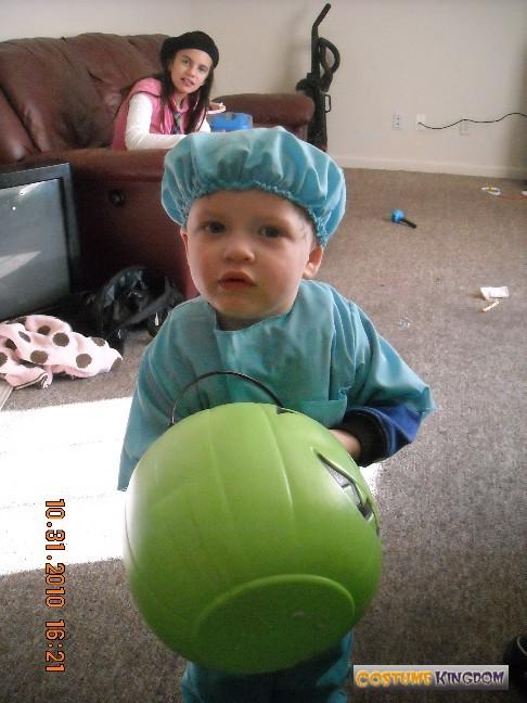 Vincent as a Surgeon
