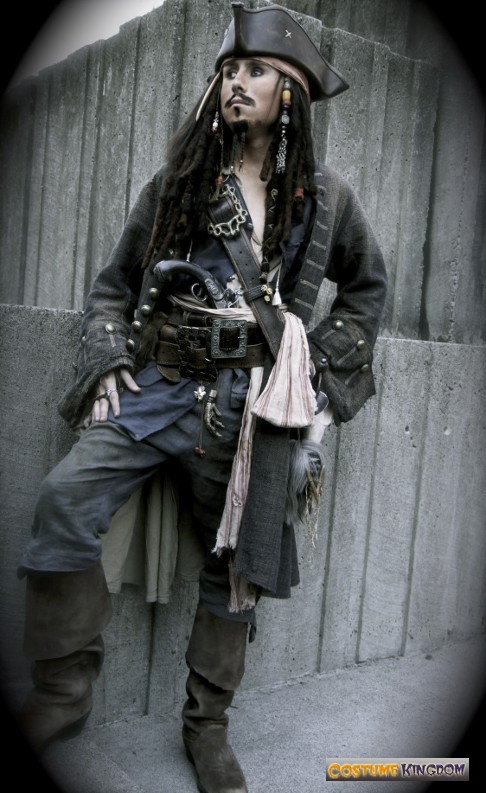 IT S CAPTAIN Jack Sparrow