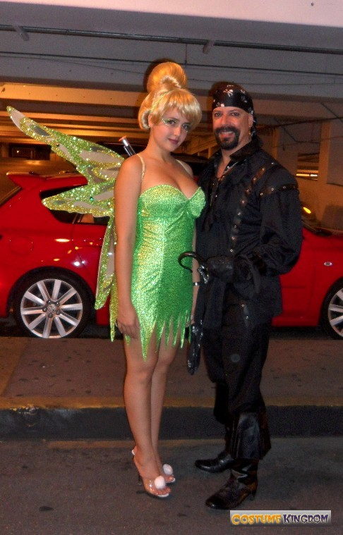 Tinkerbell and Pirate