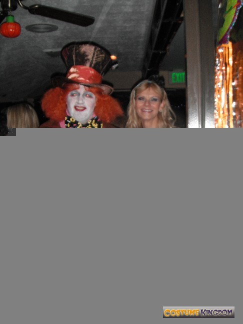 Alice n the Mad Hatter