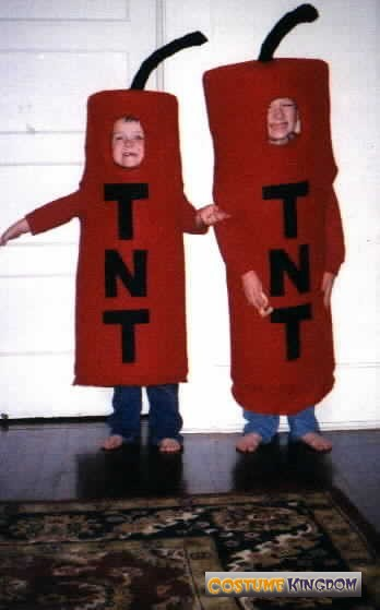 Tnt The Bomb Costume Kingdom Gallery