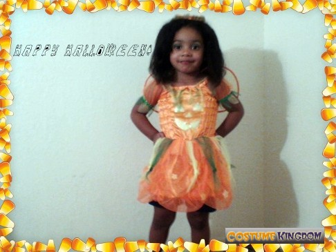 Pumpkin Pie Fairy