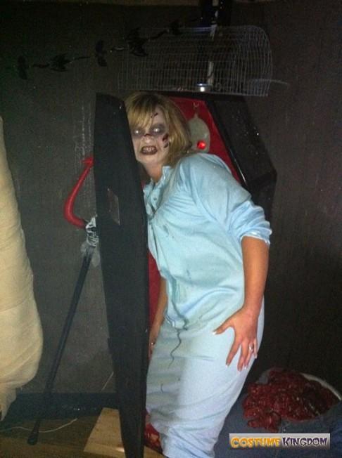 Regan costume the exorcist
