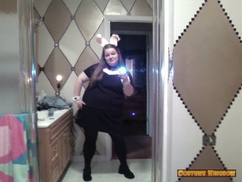 Plus Sized Playboy Bunny