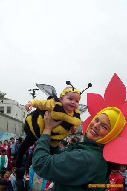 Bumble Bee Flower Costume