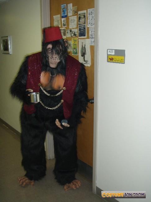Organ Grinder s Monkey