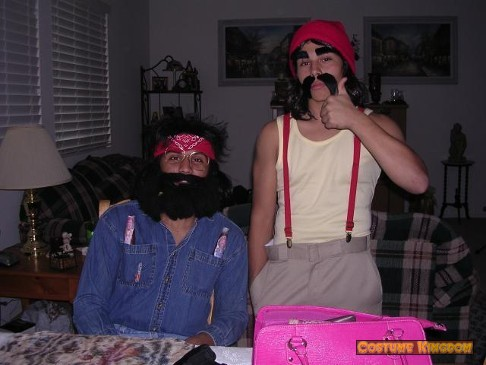 Cheech and Chong Costume Whittier CA