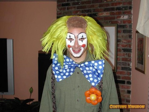 clown costume ian