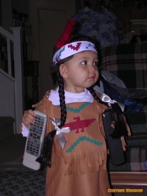 Little Hiawatha Costume  sc 1 st  Costume Kingdom Gallery & Little Hiawatha Costume : Costume Kingdom Gallery