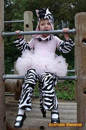 Zebra Ballerina