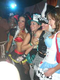 Playmates in Wonderland