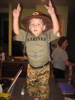 Little MARINE