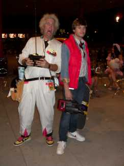Great Scott Marty