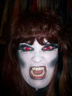 Wicked Vampiress Kathy