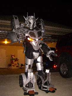 the new jazz transformer