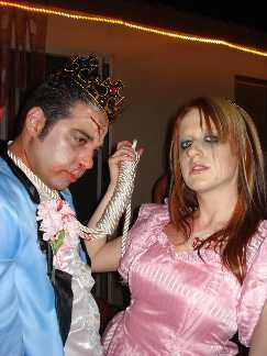 Prom king and queen runner ups