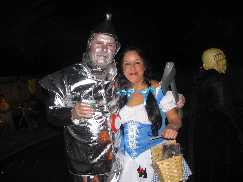 Dorthy and the Tinman