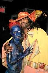 MYSTIQUE WITH HER PIMP