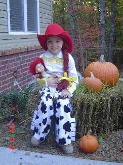 Jessie from Toy Story 2