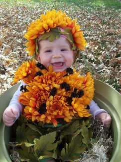 The Ultimate Flower Child