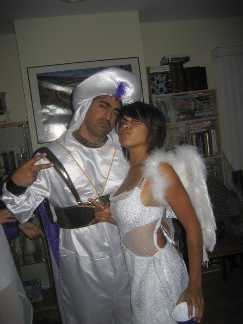 Aladdin and Angel
