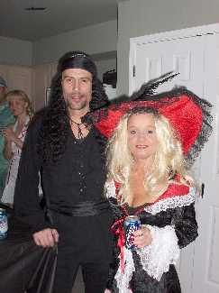 The Pirate and His Wench