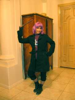 NYMPHADORA TONKS FROM HARRY POTTER