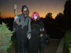 Skull Diva Vampire and Spiderman 3