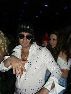 Elvis is in da House