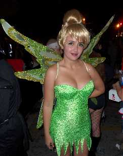 Sexy Tinkerbell Adult Costume
