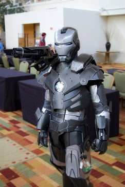 I am War Machine NDK 09
