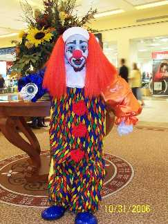 Zach the Kreepy Klown