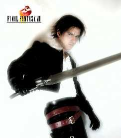 Squall Leonheart Final Fantasy VII