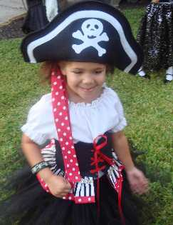 Olivia the Pirate
