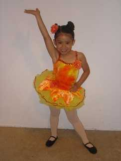Dance Recital Costume