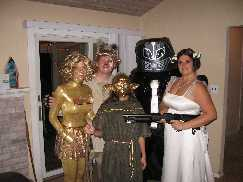 Spaceballs the Halloween Costumes