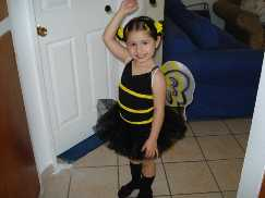 My little bumble bee
