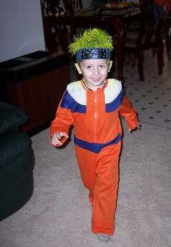 Little Naruto Ninja