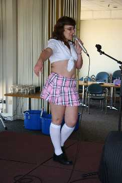 The Singing School Girl