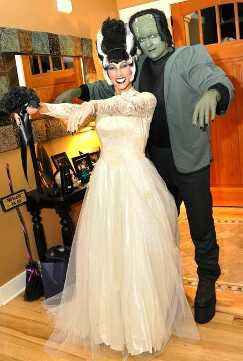 Frankenstein his Bride