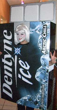 Dentyne Ice