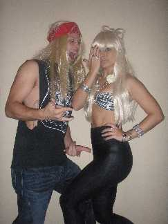 Bret Michaels goes GaGa