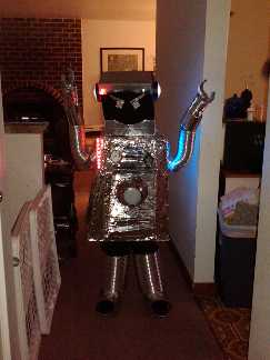 Michael the Robot