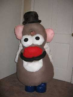 Mr Potato Head supersized