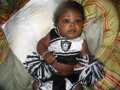 Next Raider s cheerleader
