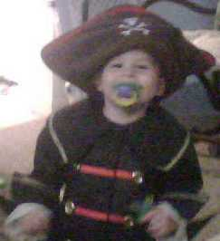 Jude the Pirate